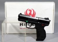 Ruger SR22P .22 LR Semi-Automatic Pistol SN# 363-84382 With Box And Extra Magazine