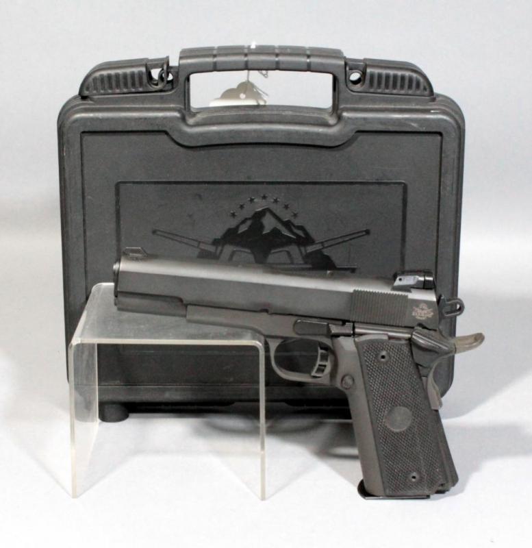 Rock Island Armory M1911 A2FSMM  22 TCM Semi-Automatic