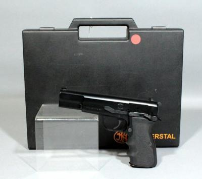 FNH HP-SFS .40 Smith And Wesson, Semi-Automatic Pistol SN# 513MX50264 With Two Extra Magazines And Hard Case