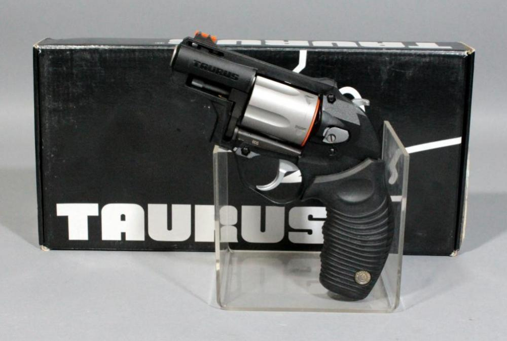Taurus Protector Poly  357 Magnum 5-Shot Revolver SN# KT12169 With