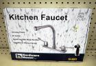 Hardware House Wing Handles Kitchen Faucet, New In Box