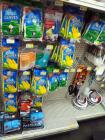 Rubber Gloves Assortment Including Disposables, Cleaning/ Scrubbing Gloves, Shoe Covers And More, New