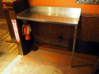 "Stainless Steel Shelf 36"" x 37"" x 16"", Bidder Responsible For Proper Removal"