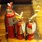 Fire Extinguishers, Qty 3