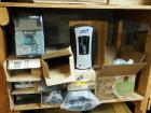 Enmotion And Purell Automated Touchless Soap Dispensers Qty 9 And Soap Refills 1 Box
