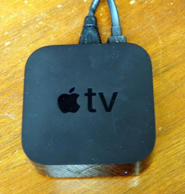 Apple TV Model #A1625 With Remote
