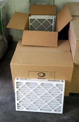 "Best Air Pro HVAC Air FIlters , 15"" x 20"" x 2"", M8, Qty 16, Contents Of Pallet, Pallet Not Included"