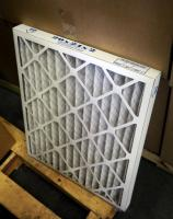 "Best Air Pro HVAC Air Filters 20 x 24"" x 2"", M8, Qty 16 Cases Of 12 For Total Of 192, Contents Of Pallet, Pallets Not Included"