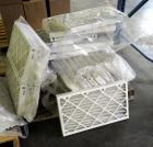 "Best Air Pro HVAC Air Filters 12"" x 24"" x 2"" Qty 18 And 12"" x 21"" x 2"" Qty 4, 14"" x 24"" x 2"" Qty 6, Contents Of Pallet, Pallet Not Included"