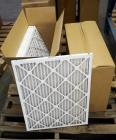 "Best Air Pro HVAC Air Filters 20"" x 25"" x 1"" Qty 16, Contents Of Pallet, Pallet Not Included"