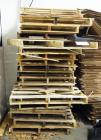 4 x 5 Heat Treated Wood Pallet, Qty 25, Bidder Responsible For Proper Removal