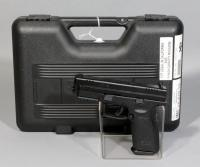 Springfield Armory Model XD-9 9mm Caliber Semi Automatic Pistol, SN# HD927124, With Paperwork and Case