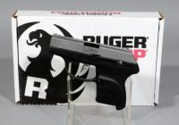 Ruger LCP .380 Auto Semi Automatic Pistol, SN# 372207695, With Box and Paperwork