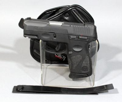 Taurus PT111 G2 9mm Semi Automatic Pistol, SN# TJM59603, With Holster and Magazine