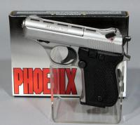 Phoenix Arms Model HP22A .22LR Semi Automatic Pistol, SN# 4533904, With Box and Paperwork