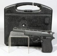 Phoenix Arms Model HP22A .22LR Semi Automatic Pistol, SN# 4481697, With Case and Paperwork