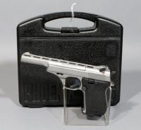 Phoenix Arms Model HP22A .22LR Semi Automatic Pistol, SN# 4490336, With Case, Magazine and Paperwork