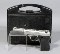 Phoenix Arms Model HP22A .22LR Semi Automatic Pistol, SN# 4507551, With Case, Magazine and Paperwork
