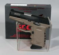 SCCY CPX-2 9MM Semi-Automatic Pistol, SN# 573642, With Box and Paperwork