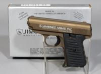Jimenez Arms J.A. 380 .380 Auto Semi Automatic Pistol, SN# 435882, With Box and Paperwork