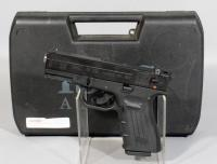 ISSC Model 22 .22LR Semi Automatic Pistol, SN# A06310, With Case