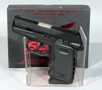 SCCY CPX-1CB 9MM Semi Automatic Pistol, SN# 102396, With Box and Extra Magazine